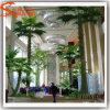 Decoração artificial de fibra de palmeira do Ventilador