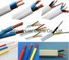 Изолированный PVC кабель Rvv кабеля электрический