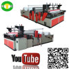 Pequeño equipo de papel de la máquina del rodillo del tejido del alto cuarto de baño de la producción