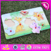 2015 Wooden animale Puzzle Toy, Christmas Gift Wooden Puzzle Toy, Cute Wood 3D Puzzle Game, Wood Puzzle Toy Game W14m095