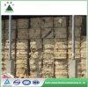 Compresa que afianza plástica de la cartulina del papel usado con el certificado del Ce de la ISO TUV