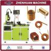 La bobineuse multi automatique de Bobbinless d'axe pour les bobines rondes et rectangulaires multicouche de faisceau d'air