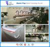 Máquina reforzada de la protuberancia del manguito del alambre de acero del PVC de la buena calidad