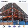 Structure en acier de l'espace Structure en acier de châssis de la Construction avec panneau sandwich.