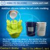 RTV-2 Moldagem de molde de silício para artesanato de resina