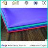Qualitäts-Taft PU-überzogenes leichtes Polyester-Gewebe für Schutzbleche im königlichen Blau