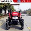 55HP 4WD Tractor met Luifel of Cabine
