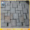 Revêtement de mur en pierre naturelle de gros de placage de pierre