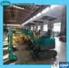 1,8 tonne chinois Mini pelle hydraulique sur chenilles pour la vente