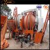 15ton/Hour Mobile Asphalt Mixing Plant para a construção de estradas