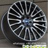 bordas de alumínio da liga do carro das peças de automóvel de 20inch 21inch para BMW