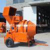 Misturador de cimento móvel de 4 rodas (RDCM350-11DHB)