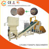 Completa linha de fio de cobre de reciclagem máquina de moagem