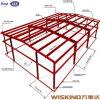 Nuevo tipo estructura de acero del diseño del marco profesional grande de la luz