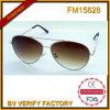 Type FM15628 neuf des lunettes de soleil polarisées par bâti en métal