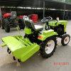 Трактор высокого качества 18HP 15HP 12HP фабрики Huaxia миниый с румпелем/Plough сертификата CE роторными