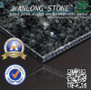 Dünne schwarze Granit-Dünne GranitCountertops für Großbritannien