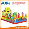 Zhongkai federnd Castle Playground auf Sell