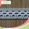 Tissu en dentelle africaine Décoration en dentelle en dentelle en crochet en dentelle