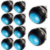 12mm Mini Momentary 온/오프 Round Push Button Toggle Switch
