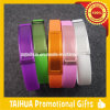 Wristband do metal com GV e logotipo personalizado