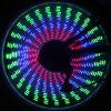 Los más populares de la luz de 36 32 Fotos de la luz de la rueda de bicicleta estándar (YQ8001)