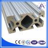 Perfis de alumínio da extrusão para o sistema modular de Automative