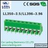 3.5mm PCB schroeven EindBlok