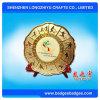Ricamo promozionale di marchio dello smalto di piastra metallica