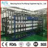 Traitement des eaux de RO d'installation de mise en bouteille