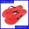 Sangle de conception Speciall pantoufles pour dames (PS-04-rouge)