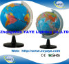 Formato disponibile del globo di Yaye: 8.5/10/15/21/26/32cm Globe inglese, World Globe, Educational Globes (YAYE-ST-111)