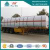 3 árbol de 4000liters/de 35000liters BPW del árbol del combustible del petrolero acoplado semi
