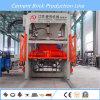 Автоматическая бетонная плита делая машину делать кирпича машины
