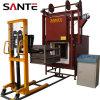 Puerta de elevación del horno del horno de mufla del laboratorio del horno industrial para el tratamiento térmico