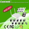 P2p NVRデジタルの無線ホームセキュリティーIP WiFi CCTV NVRキット