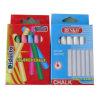 Hete het Verkopen Goedkope Witte JumboKleur/het Gekleurde/Kleurrijke Stofvrije Krijt van het Kleurpotlood van de Stoep
