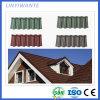 Venta caliente China madera materiales de construcción Teja metálica recubierta de piedra