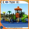 Коммерчески парк атракционов сделанный LLDPE, замок трубы Galvanizedpipe напольный (WK-A71124A)