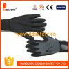 2017 Ddsafety Стретч гильзы с черными нитриловые перчатки песчаных готовой регулируемые манжеты
