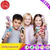 プラスチックおもちゃの赤ん坊ペット猿のFingerlings