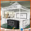 La impresión digital Tienda Caseta de Feria de muestras sólidas