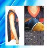 Usura Sleeveless 100% di pallacanestro dell'uomo del poliestere