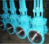 Valvola a saracinesca aumentante della flangia del gambo del acciaio al carbonio di A216 Wcb Z41y-25c-Dn400