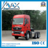 Sinotruk HOWO 6X6 Tractor Truck y Trailer 371HP para Sales