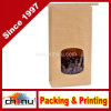 Stagno Tie Kraft Bag Bakery Bag con Window (220118)