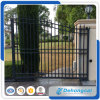 5400*2400mm Galvanized Powder Coated Residential Wholesale Steel Gate House Maingate avec Electronic Gate Opener Designs