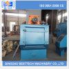 Qingdao 최신 판매 고무 크롤러 탄 폭파 청소 기계