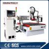CNCのルーターを切り分けるAtcの木工業機械装置