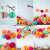Party Decoration를 위한 조직 Paper Honeycomb Balls